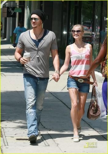 Chad Michael Murray & Kenzie Dalton: Shady Pair