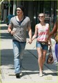 Chad Michael Murray & Kenzie Dalton: Shady Pair - one-tree-hill photo