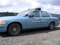 Charlie's Police Car