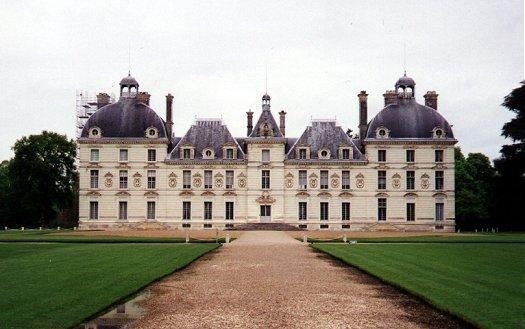 Chateau de cheverny castles photo 7367334 fanpop - Le chateau de moulinsart ...