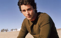 Christian Bale on the Beach [1920x1200] - christian-bale wallpaper