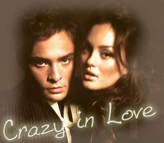 Chuck & Blair crazy in l'amour