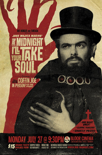 Coffin Joe Official Movie Poster