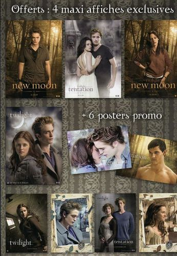 Cool New Moon Posters