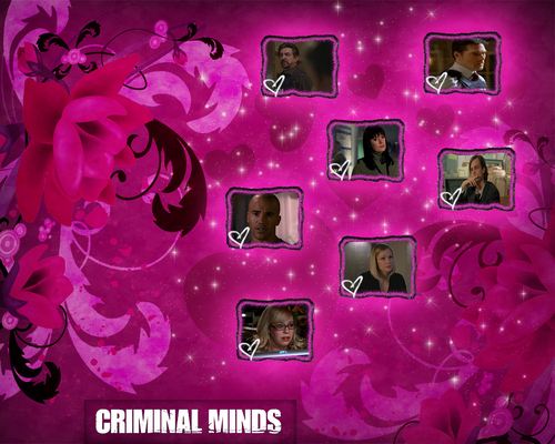Criminal minds The team2
