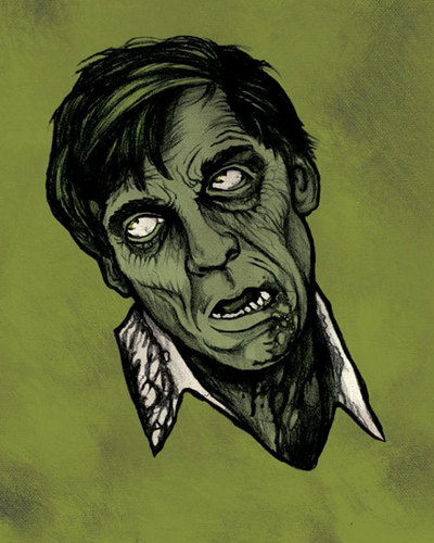 Dawn of The Dead Art