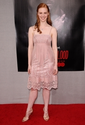 Deborah Ann Woll wallpaper containing a cocktail dress titled Deborah