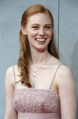 Deborah Ann Woll wallpaper probably containing a bridesmaid and a portrait entitled Deborah