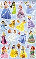 Disney Princesses Stickers