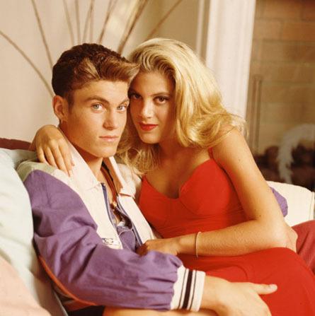 Donna and David