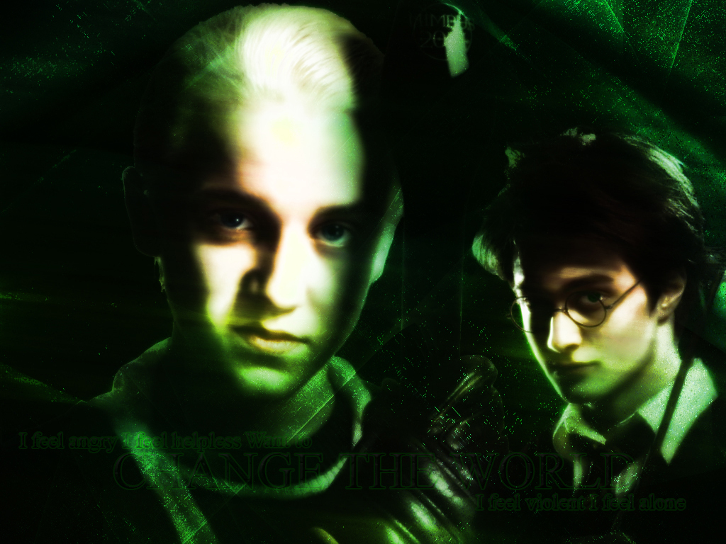 harry and draco images - photo #43