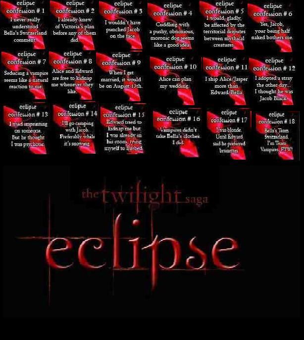 Eclipse - Twilight Series 614x686