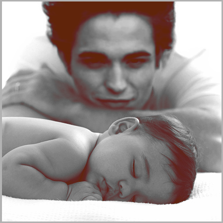 Edward + Renesmee ((Baby))