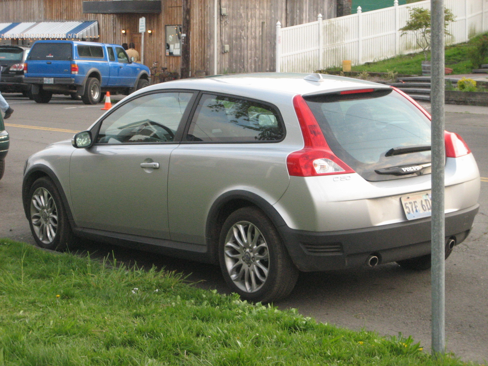 The Cullen Cars Images Edward S Silver Volvo C30 Hd