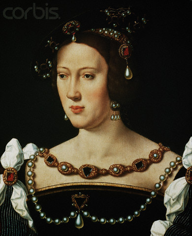 Eleanor of Austria, Queen of Portugal and France