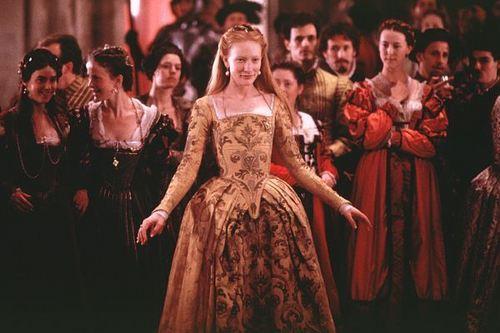 Elizabeth (1998) - Cate Blanchett as Elizabeth I