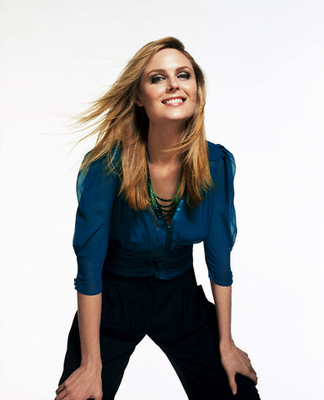 Emily Deschanel wallpaper with a legging, a well dressed person, and an outerwear titled Emily Deschanel Photoshoot