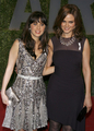 Emily Deschanel @ Vanity Fair Oscar Party Hosted By Graydon Carter - emily-deschanel photo