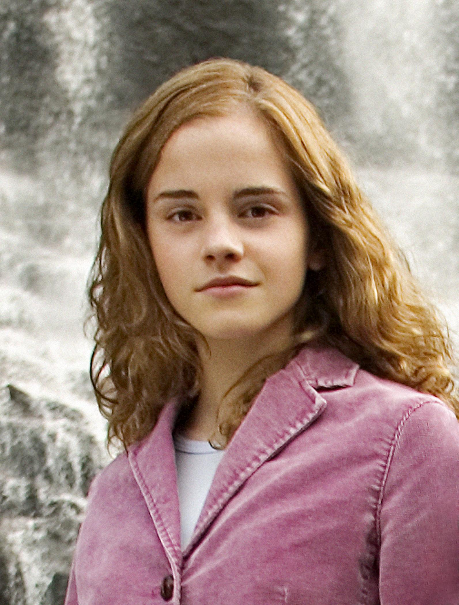 Emma Hermione Watson Granger