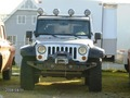 Emmett's White Jeep Wrangle Unlimited Rubicon