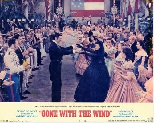 Gone with the Wind wallpaper probably containing anime called English/American Film Posters
