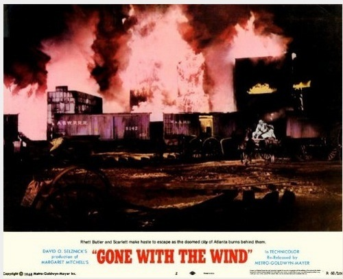 Gone with the Wind wallpaper containing anime titled English/American Film Posters