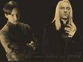 Evil - death-eaters wallpaper
