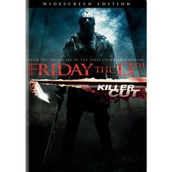 Friday the 13th 2009 DVD release art