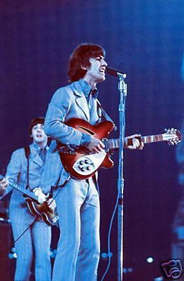 George And Paul in 1965