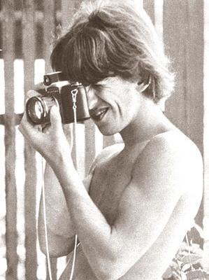 George Harrison Camera