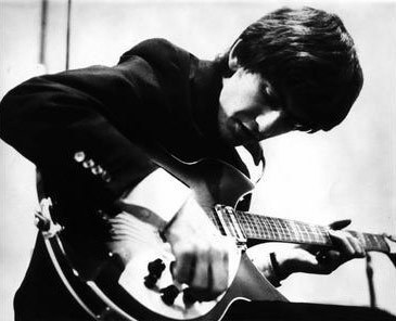 George Harrison guitarra 12