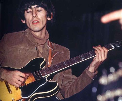 George Harrison guitar 14