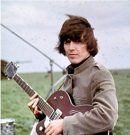 George Harrison đàn ghi ta, guitar 15