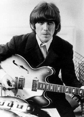 George Harrison đàn ghi ta, guitar 6
