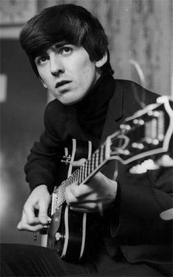 George Harrison guitarra 9