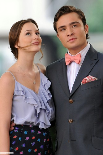Gossip Girl - Set mga litrato 27th July