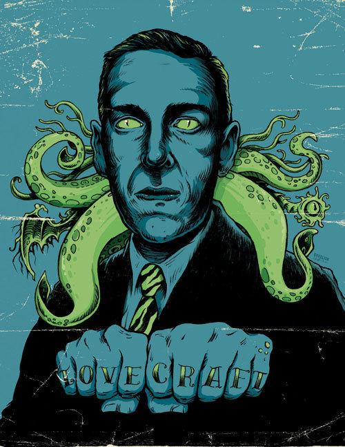 H.P. Lovecraft Cthulu