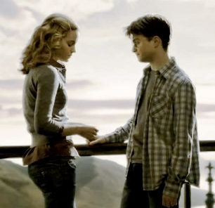 Harry e Hermione wallpaper entitled Harmony