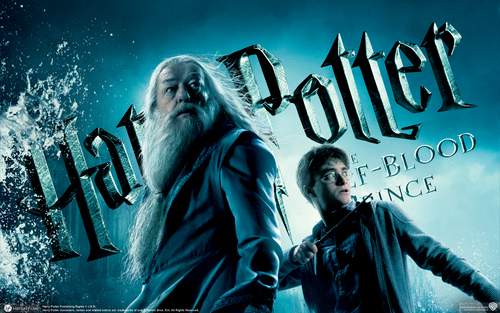 Harry Potter - HBP wallpaper