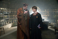 Harry Potter&Professor Slughorn - HP:Half-Blood Prince movie - hogwarts-professors screencap
