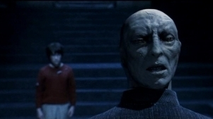 Harry Potter and Lord Voldemort
