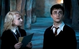 Harry and Luna