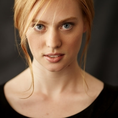 Deborah Ann Woll wallpaper with a portrait entitled Headshots