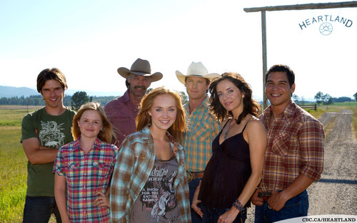 Heartland Season One Cast