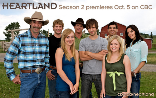 Heartland Season Two Cast