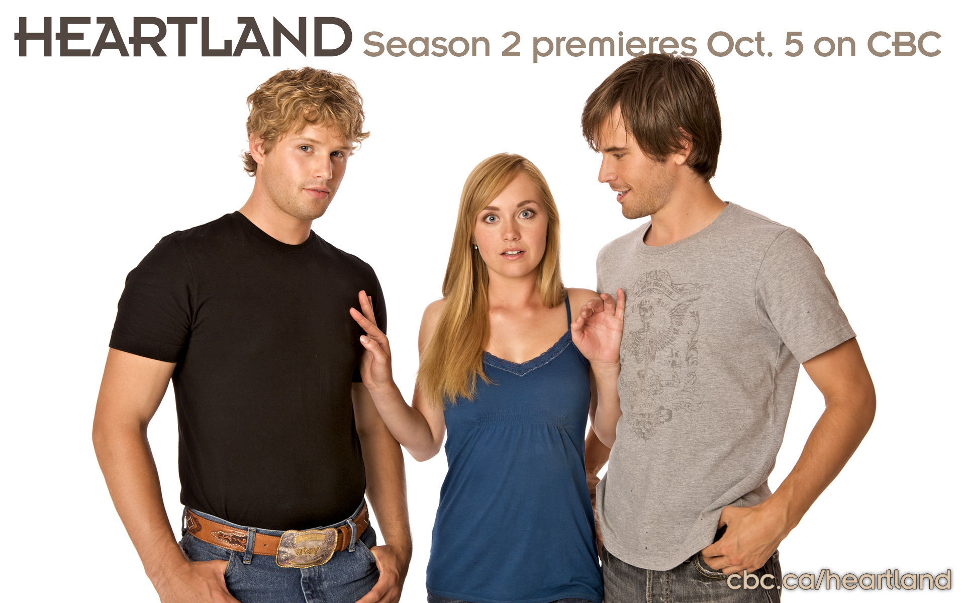 Heartland Ty and Amy