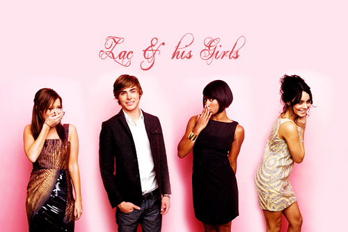 High School Musical - high-school-musical Fan Art