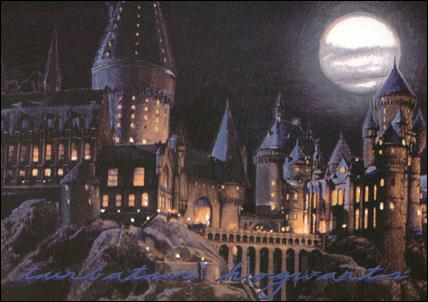 Hogwarts kastil, castle