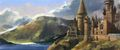 Hogwarts Castle - hogwarts photo