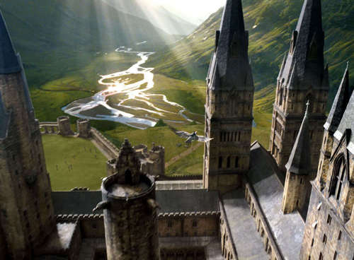 Hogwarts wallpaper titled Hogwarts Castle